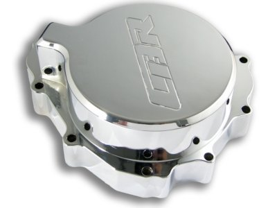 Chromed Stator Engine Cover for Honda CBR600 F4i F4 99 00 01 02 03 04 05 06 07 1999-2007 (Cbr600f4 Stator Cover)