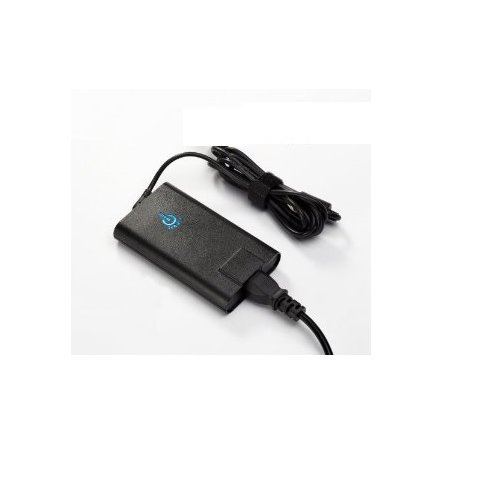 Intocircuit Slim Adapter Charger For DELL Inspiron Black