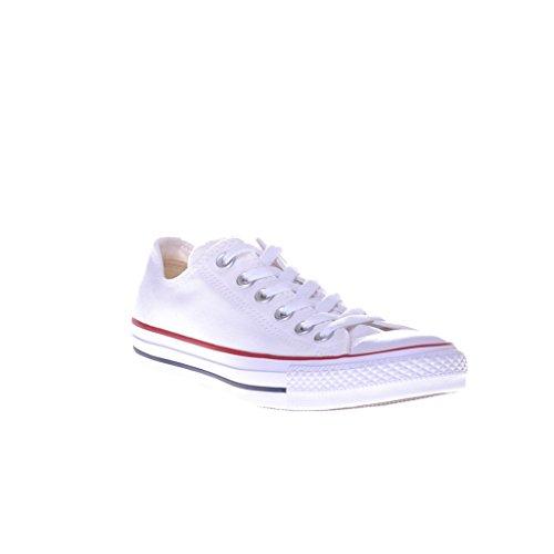 Omgekeerde Vrouwen Chuck Taylor All Star Amerikaanse Vlag Os Sneaker Optical White