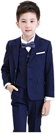 フォーマル スーツ 男の子 子供タキシード キッズ 4点セット