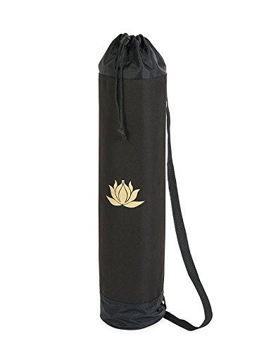 YogaStudio - Bolsa para alfombra de yoga, diseño de loto ...