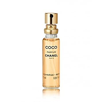 7f27b39f3aa3 Coco by Chanel Parfum Purse Spray Refill 7.5ml  Amazon.co.uk  Beauty