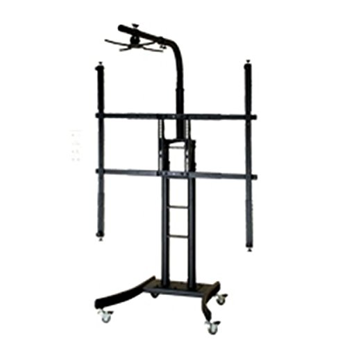 SOPORTE MOVIL PHOENIX PARA PIZARRA DIGITAL NEGRO HASTA 50KG ...