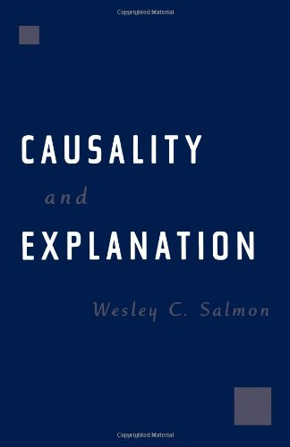 Causality and Explanation