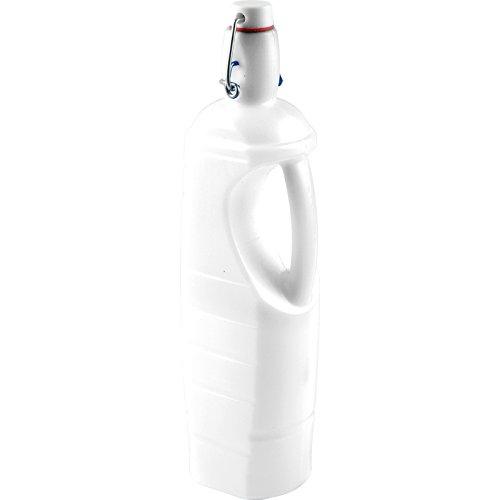 HEGA Versalles Botella de Agua con Asa de 1 L, 9.5 x 7 x 30.5 cm: Amazon.es: Hogar