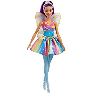 31%2B%2BpYMc3LL. SS300  - Barbie Dreamtopia Fairy Doll
