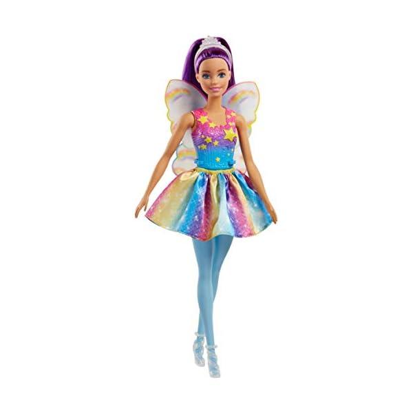 31%2B%2BpYMc3LL. SS600  - Barbie Dreamtopia Fairy Doll