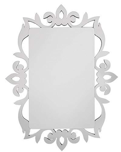 Quadro Espelho Decorativo Veneziano Sala Quarto 3865