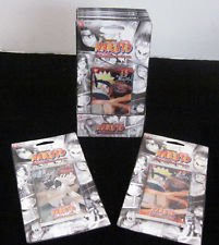 Anime stocking stuffer Naruto (12) Unopened Booster Packs TCG Eternal Rilvary Series Dai Non-sport Trading Cards Game