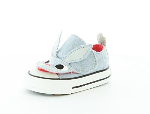 fd34d45a1ced6 Converse Baby-Girls Chuck Taylor All Star Creature Rabbit Sneaker