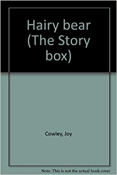 Book Hairy bear (The Story box)