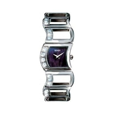 1f110c17011c Seksy Model 4009.37 Ladies Analogue made with Swarovski Crystal Bracelet  Watch - Buy Online in UAE.