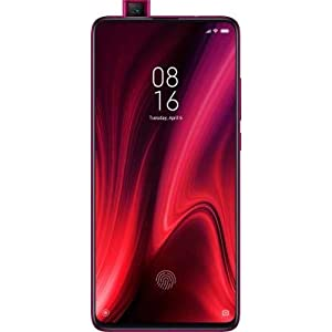 Redmi K20 Pro (Flame Red, 8GB RAM, 256GB Storage)