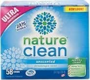Laundry Powder-3.4 kg Brand: Nature Clean - Canadian