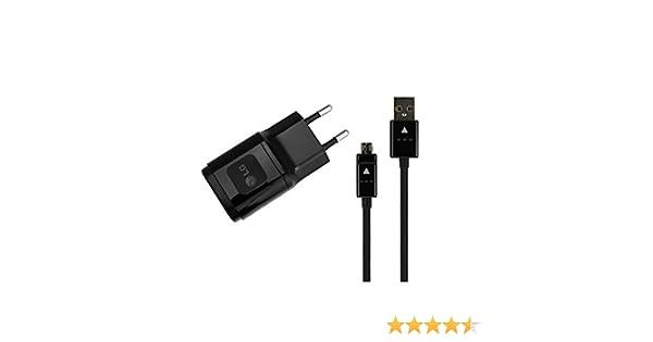 Cargador Original LG MCS-04ED 1,8 A + Cable para G2, G3, G4 ...