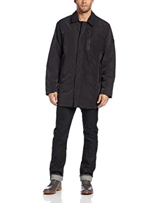 Calvin Klein Men's Broken Twill Four-Pocket Jacket