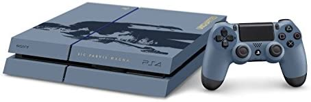 Amazon Com Playstation 4 500gb Console Uncharted 4 Limited