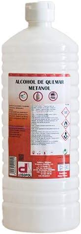 disopol Alcohol DE Quemar 500ml