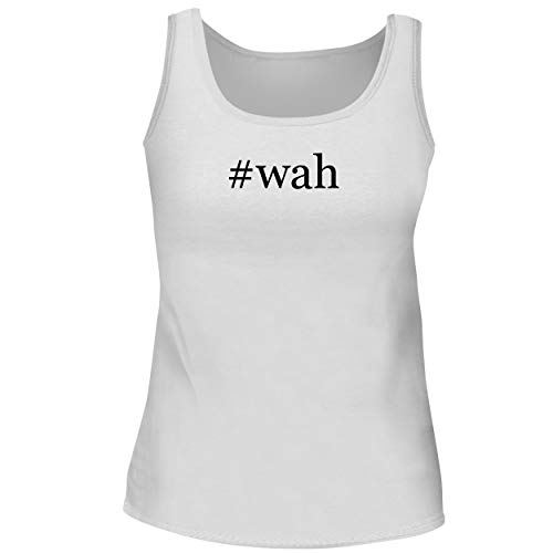 Bbe Wah Pedal - BH Cool Designs #wah - Cute Women's Graphic Tank Top, White, XX-Large