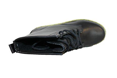 ml shoes-boots doc mat-noire-femme ou ados
