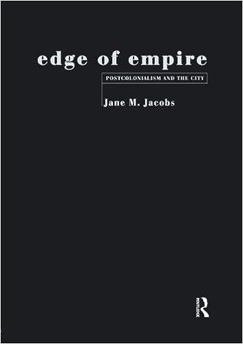 Edge of Empire: Postcolonialism and the City: Amazon co uk