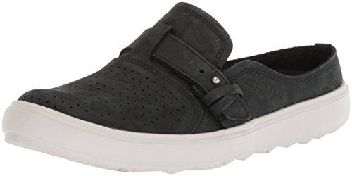 Merrell Air - Merrell Women's Around Town City Slip on Air Sneaker, Black, 7.5 Medium US