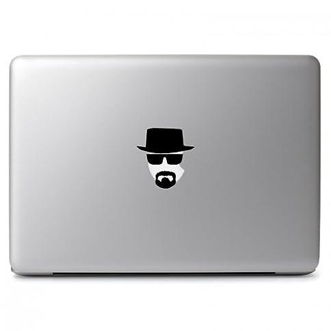 - 31 2B 72N3MhL - Heisenberg Walter White Breaking Bad Vinyl Decal Sticker Skin for Apple Macbook Air & Pro 11″ 13″ 15″ 17″ / Car / Laptop / Notebook / Chromebook / Table / Ultrabook / Window / Wall / Outside