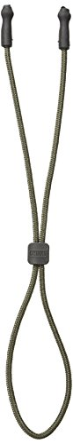 Chums 5mm Universal Fit Rope Eyewear Retainer, Olive