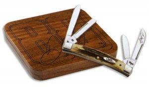 Case Cutlery 8885 Dale Jr Large Congress Knife
