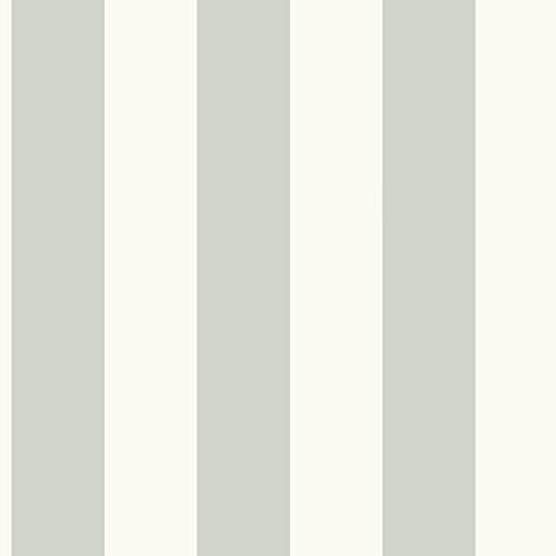 Awning Stripe Wallpaper - Magnolia Home Awning Stripe Removable Wallpaper Multi