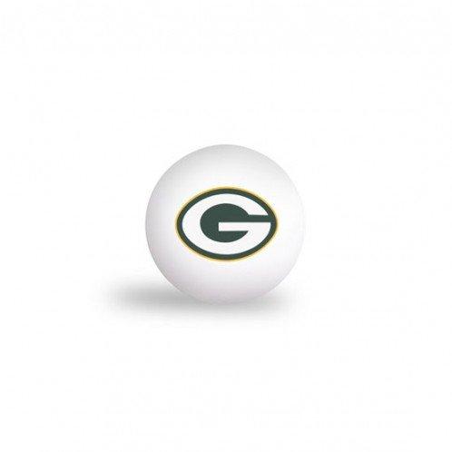 【福袋セール】 グリーンベイパッカーズPing Pong Pong Balls B01LDI21XG – 6パック Balls B01LDI21XG, BABI FURNITURE:47fe5b95 --- brp.inlineteambrugge.be