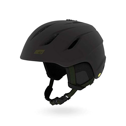 Giro Nine MIPS Snow Helmet Matte Black/Olive MD 55.5-59cm