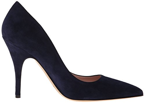 Kate Spade New York Women's Licorice Pump Navy/Suede top quality sale online buy cheap best seller cheap collections authentic for sale manchester great sale sale online DJc5J