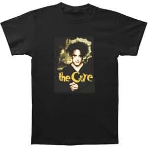 ill Rock Merch - Camiseta - Unisex - The Cure Robert Photo Shirt