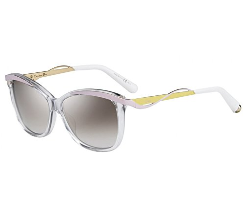 Christian Dior Dior DiorMetaleyes2 (6OBIQ) Cateye Womens - Dior Sunglasses Amazon