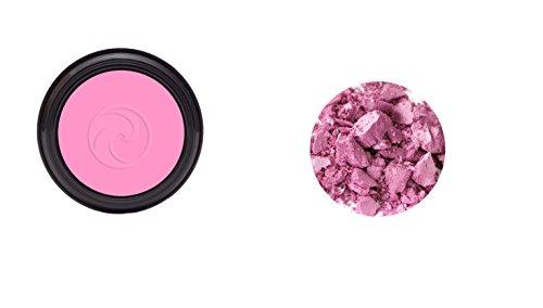 Gabriel Cosmetics, Blush (Vibrant Pink), 0.17 Ounce,Natural, Paraben Free, Vegan, Gluten-free, Cruelty-free, Non GMO.