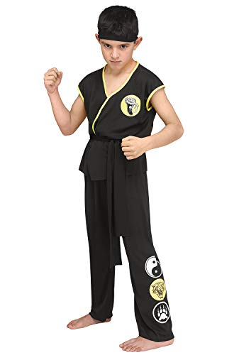 Karate Kid Costumes (Big Boys' Karate Child)