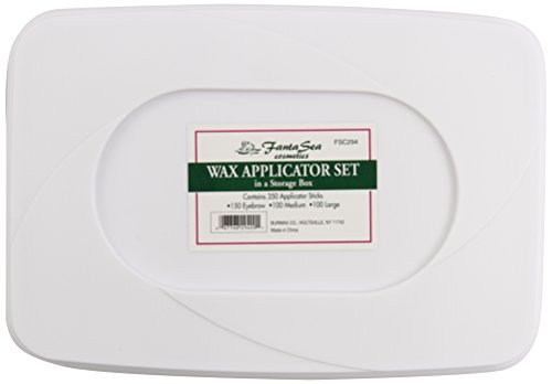 FantaSea 350 piece Wax Applicator Kit