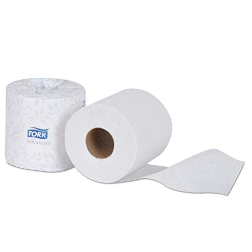- Sca Tissue North America Llc Sca Tm6130S Tork Adv Bath Tissue Rll Wht 2Ply 48/Case SCA TM6130S