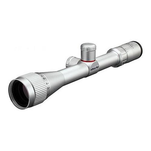 Simmons .22 Mag Truplex Reticle Adjustable Objective Rimfire Riflescope with Rings