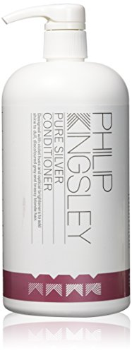 Philip Kingsley Pure Silver Conditioner, 33.8 Ounce by Philip Kingsley