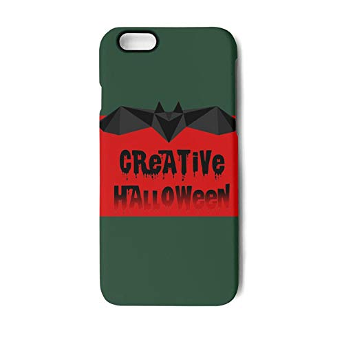 iPhone 6 case Crow Creative Halloween Shockproof Anti-Scratch Protective case Durable Waterproof for iPhone 6s case -