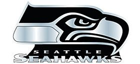 - NFL Seattle Seahawks Chrome Automobile Emblem