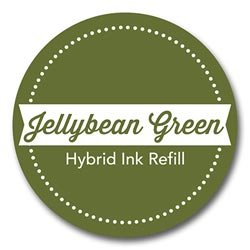 My Favorite Things Hybrid Ink Refill, 0.25-Ounce, Jellybean (Bean Hybrid)