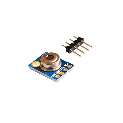 - Phoncoo GY-906 MLX90614ESF New MLX90614 Contactless Temperature Sensor Module Compatible
