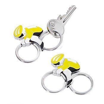 troika-on-tour-yellow-keyring-kr1050ye