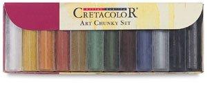 (Cretacolor Art Chunky Drawing Set)