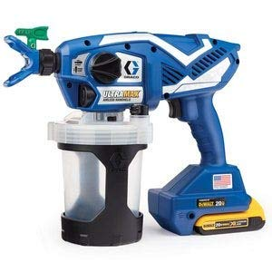 Graco Ultra Max Cordless Airless Handheld Paint Sprayer...