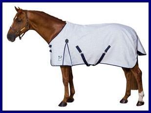 Kool Coat Cotton Standard Neck Sheet