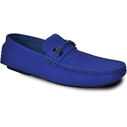 Black Blue bravo Casual Shoe Moccasin Coffee Royal Red Driving Sand Blue Men Todd YqYw0pO